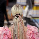 Modne upięcia - fryzury