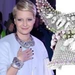 Małgorzata Kożuchowska nosi biżuterię za prawie 5,000 złotych