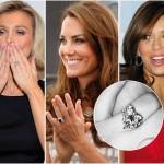 Najpiękniejsze (i najdroższe) pierścionki zaręczynowe gwiazd