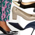 Modna po 40-tce: przegląd wiosennych butów na niewysokim obcasie
