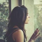 Z życia wzięte - smutna kobieta