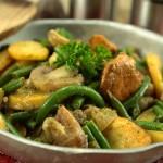 dania z fasolki szparagowej, przepisy z fasolką szparagową, co zrobić z fasolki szparagowej