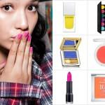 Kochamy to! Kosmetyki w neonowych kolorach