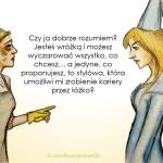 Roszczeniowa Trzydziestka: Kopciuszku, ty pierdoło!
