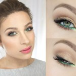 Najmodniejszy makijaż na wiosnę 2015 krok po kroku