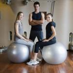 Instruktorka fitnessu radzi