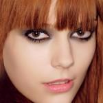Makijaż zakochanej złośnicy