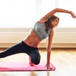 Zbiór ćwiczeń na płaski brzuch