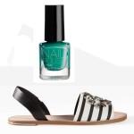 Jak dobrać lakier do sandałków? Najgorętsze trendy!