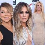 Gorąca Lopez, dawno niewidziana Spears i pulchna Carey na muzycznej gali