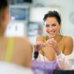 Test bankietowych kosmetyków pod makijaż
