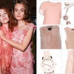 Hit sezonu: pudrowo różowe ubrania i dodatki na lato 2015