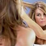 Fryzura - puszyste włosy (video)