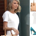 Taylor Swift nosi dodatki od Korsa i Sary Jessiki Parker