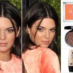 Śliczny makijaż w stylu Kendall Jenner
