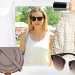 Letni look w stylu Małgorzaty Sochy