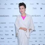 Plejada celebrytek na pokazie mody polskiej projektantki