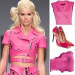 Inspirujemy się Moschino: letnie szaleństwo w stylu Barbie