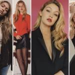 Gigi Hadid gwiazdą jesienno-zimowej kampanii Topshop