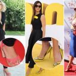 Gwiazdozbiór: znane aktorki, które mają... wielkie stopy!