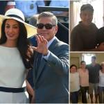 Clooneyowie wybrali się na wakacje do Europy. Wyciekły zdjęcia z ich urlopu