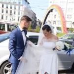 Polska aktorka wyszła za mąż. Wybrała nowoczesnąsuknię i klasyczne dodatki