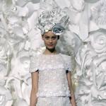 Chanel haute couture wiosna-lato 2009