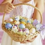 Kolorowanki dla dziecka: wielkanocne wzory