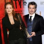Alicja Bachleda-Curuś i Colin Farrell