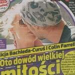 Alicja Bachleda-Curuś całowała się publicznie z Colinem Farrellem!