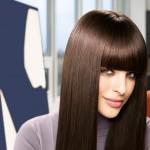 Blask włosów prostych i kręconych