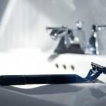Maszynka do golenia - wojna płci