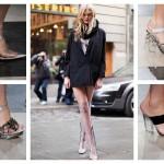 Przezroczyste buty, czyli szalone trendy w modzie