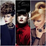 Ekstrawaganckie fryzury