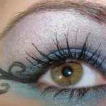 Makijaż wróżki na Halloween