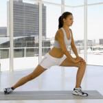 Odstresowujące ćwiczenia rozciągające