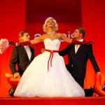 Pokaz sukien ślubnych Annais 2010