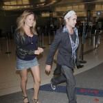 Alicja Bachleda-Curuś i Colin Farrell wrócili z Meksyku