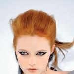 Rockowy makijaż oczu
