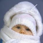 10 zasad zimowej pielęgnacji dziecka
