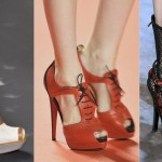 Najmodniejsze buty wiosny 2010