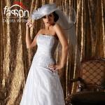 Jesienno-zimowa kolekcja sukni ślubnych Fasson Gold
