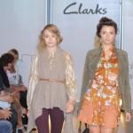 Pokaz jesiennych butów Clarks