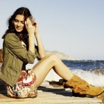 Jacqueline Riu - kolekcja wiosna/lato 2011
