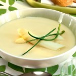 Pobudzająca zupa krem ze szparagów - przepis