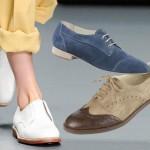 Jazzówki - najmodniejsze buty na wiosnę 2011