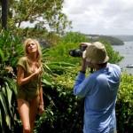Anja Rubik dla Apart - sesja w Australii