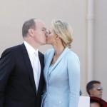 Ślub cywilny księcia Alberta II i Charlene Wittstock
