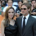 Angelina Jolie i Brad Pitt w Toronto