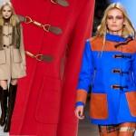 Budrysówki - modne płaszczyki na jesień-zimę 2011/2012